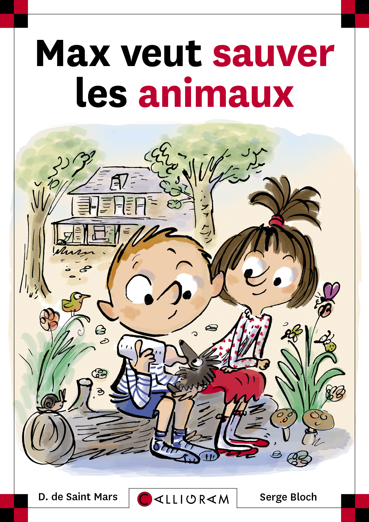 Affiche Max animaux